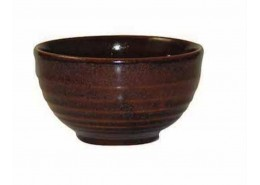 Bit On The Side Ripple Cinnamon Bowl