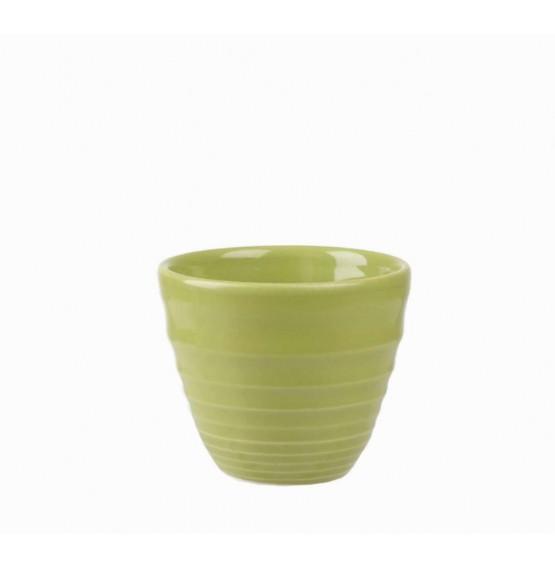 Bit On The Side Ripple Green Chip Mug