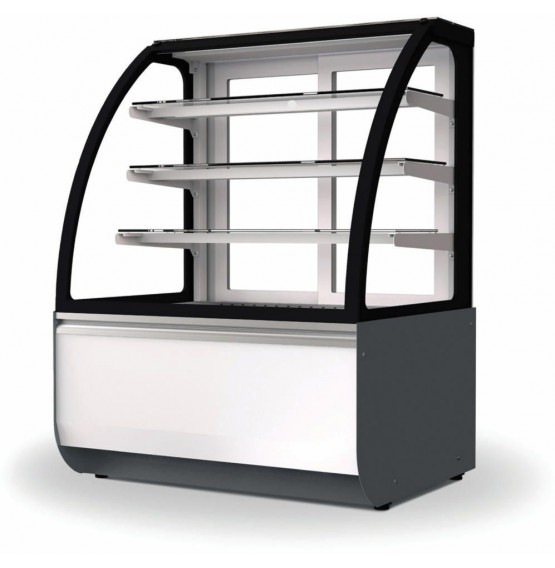 Heated Back Service Patisserie Counter