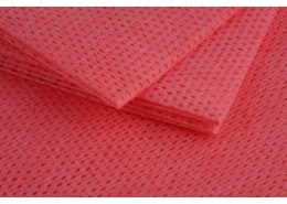Heavyweight Cleaning Cloth Red