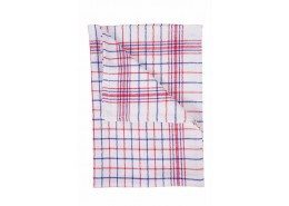 Caterer's Check Tea Towel