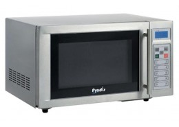 1kW Light Duty Commercial Microwave Oven
