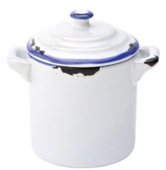 Avebury Blue Mini Pot