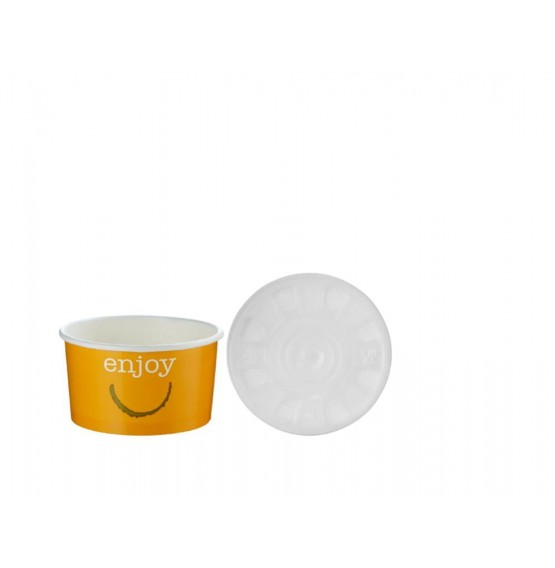Enjoy Food Container & Lid