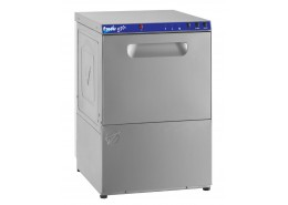 500mm Basket Gravity Drain Dishwasher With Air Break Tank