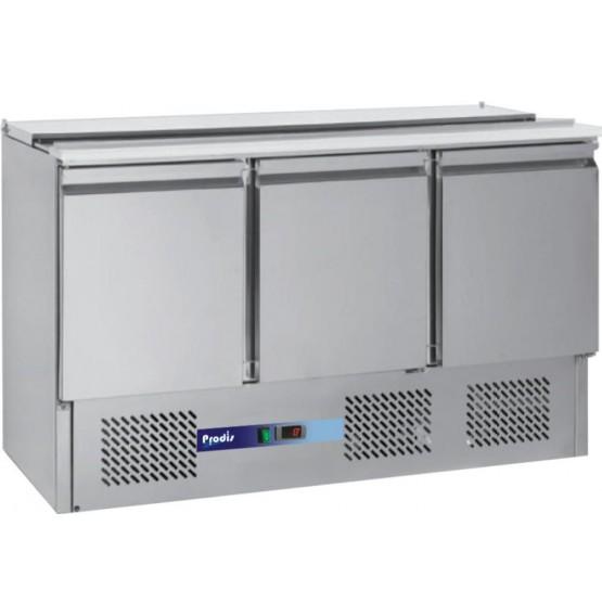 4 x 1/1GN Saladette Counter