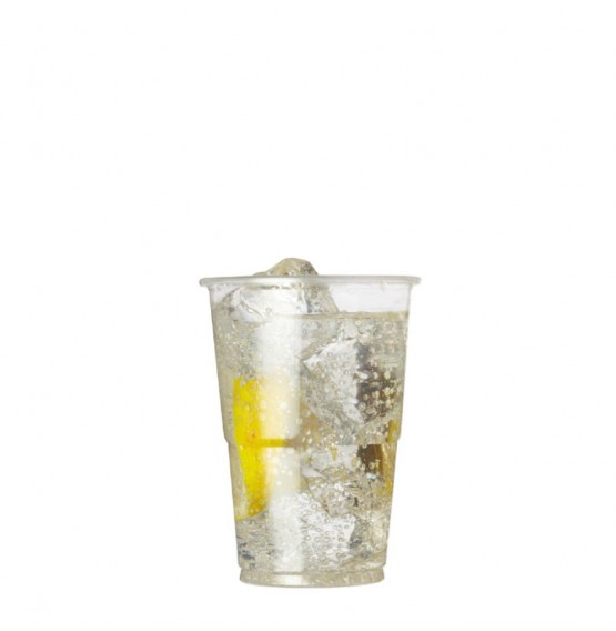 Naturelle Flexy-Glass Half Pint To Brim