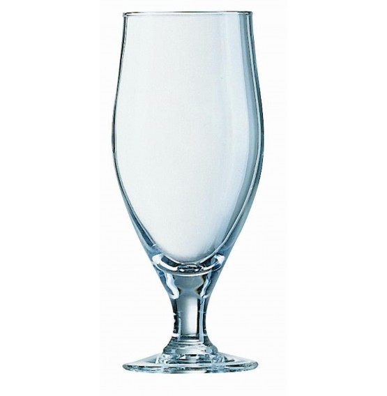 Cervoise Head First Premium Beer Glass