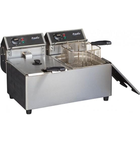 2 x 3kW Fryer (2 x 11 Litres)