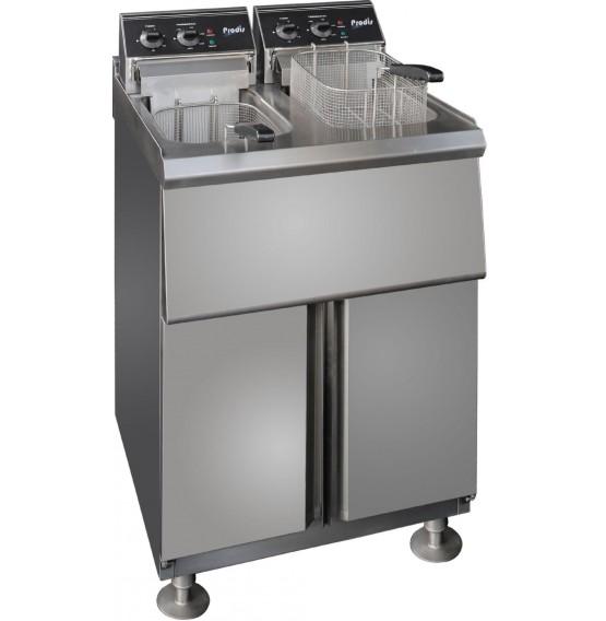 2 x 6kW Fryer (2 x 10 Litres)