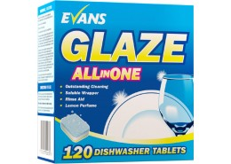 Glaze All in One Dishwash Tablets