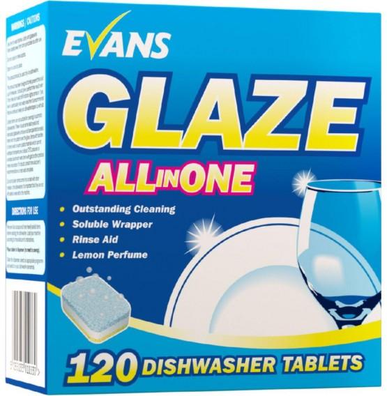 Glaze All in One Dishwash Tablets
