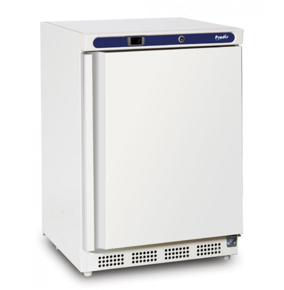 129L White Undercounter Storage Freezer