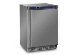 129L Stainless Steel Undercounter Storage Freezer