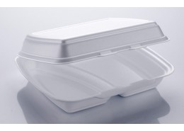 2 Compartment Meal Box