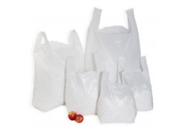 Large Vest Carrier Bag