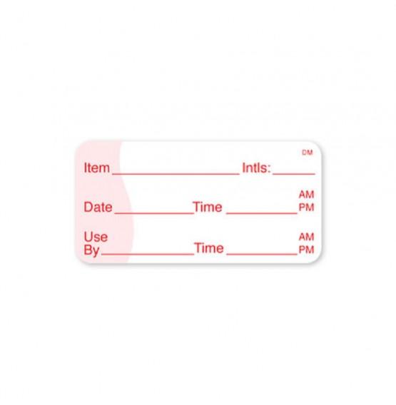 DissolveMark Shelf Life Label