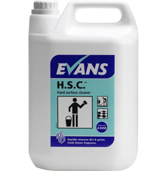 H.S.C Lemon Hard Surface Cleaner