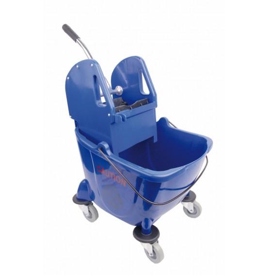 24L Blue Kentucky Bucket & Wringer