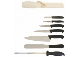 Knife Set & Wallet (7 piece)