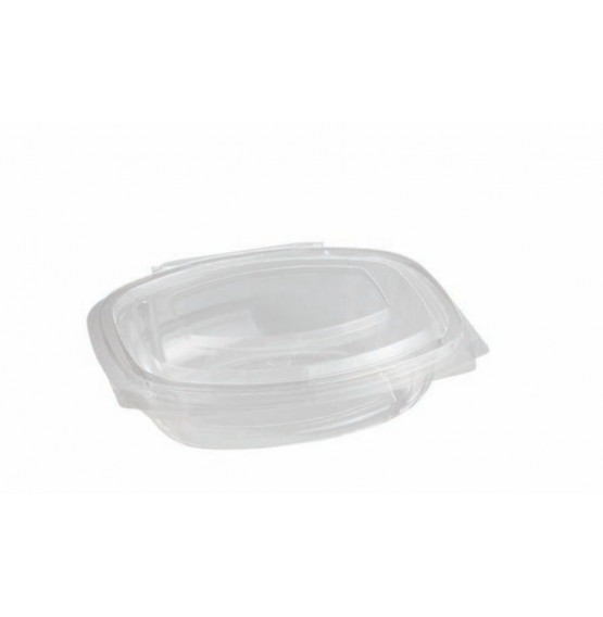 Bioware Hinged-Lid Container 375ml