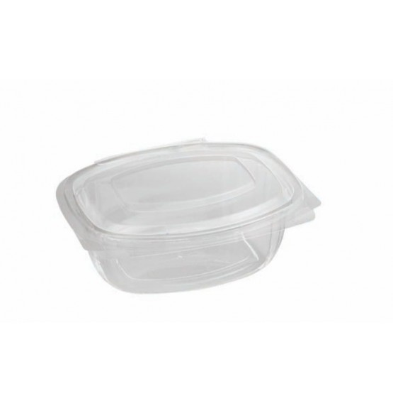 BioWare Hinged-Lid Container 500ml