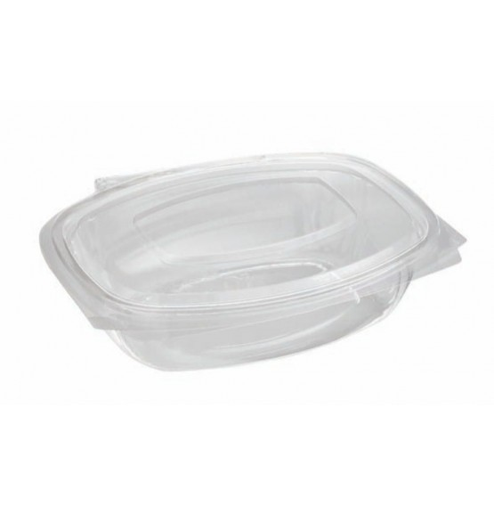 BioWare Hinged-Lid Container 750ml