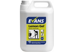 Lemon Gel Floor Cleaner