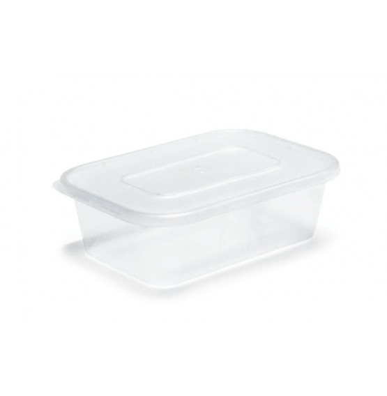 Microwave Container & Lid 650ml