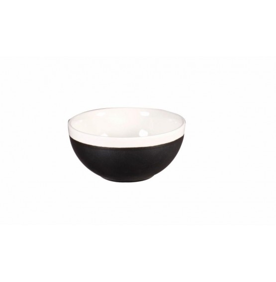 Monochrome Onyx Black Bowl
