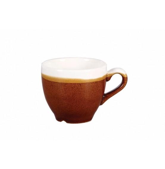 Monochrome Cinnamon Brown Espresso Cup