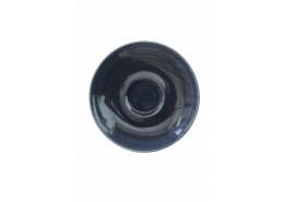 Monochrome Mist Blue Saucer
