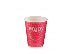 Enjoy Paper Hot Cups (assorted colours)