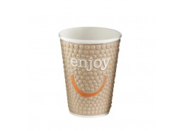 Enjoy Paper Hot Cup (assorted colours)