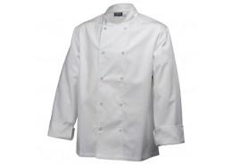 Basic Stud Jacket (Long Sleeve)  White