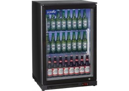 Left Hand Hinged Single Door Bottle Cooler