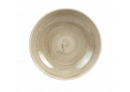 Patina Antique Taupe Coupe Bowl