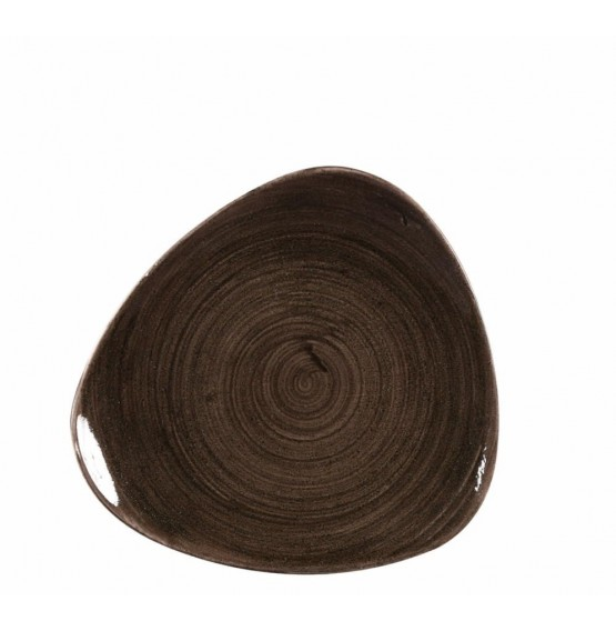 Patina Iron Black Triangle Plate