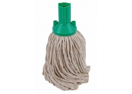 Exel Green Socket Mop Head 150gm