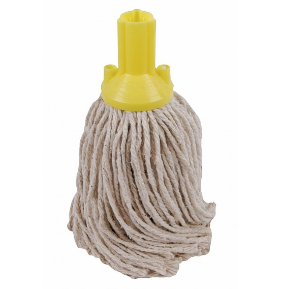 Exel Yellow Socket Mop Head 150gm