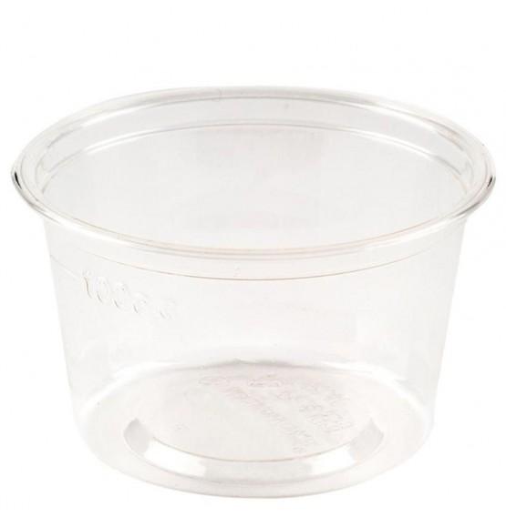 PLA Clear Portion Pot