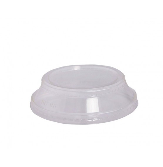 PLA Clear Domed Lid