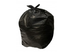 Medium Duty Refuse Black Sack