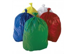 Red Refuse Sack