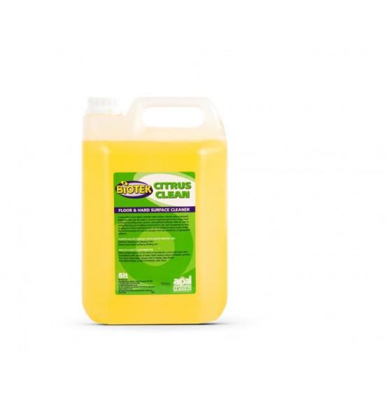 Biotek Citrus Hard Surface Cleaner