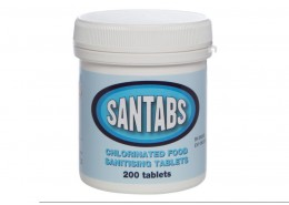 Chlorinated Salad Wash Tablets