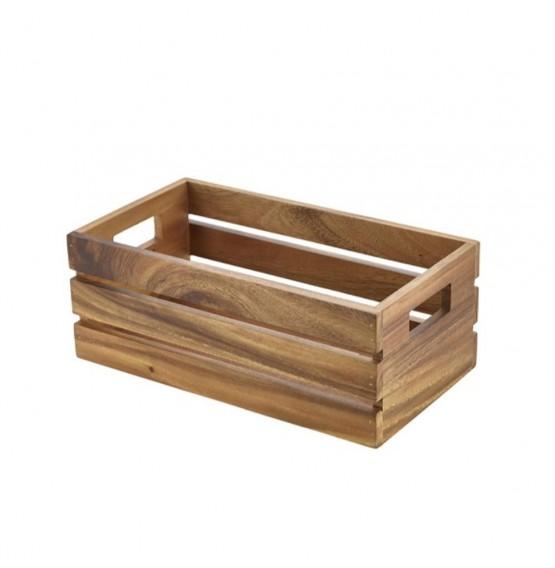 Acacia Wood Box/Riser