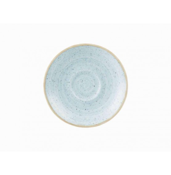 Stonecast Duck Egg Blue Saucer