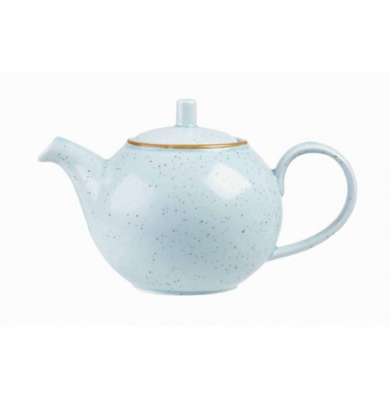 Stonecast Duck Egg Blue Teapot Replacement Lid