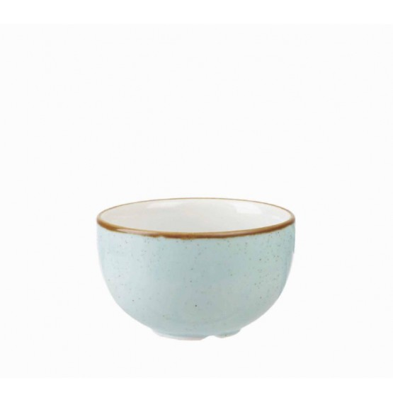Stonecast Duck Egg Blue Sugar Bowl